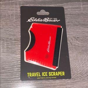 Eddie Bauer Travel Ice Scraper
